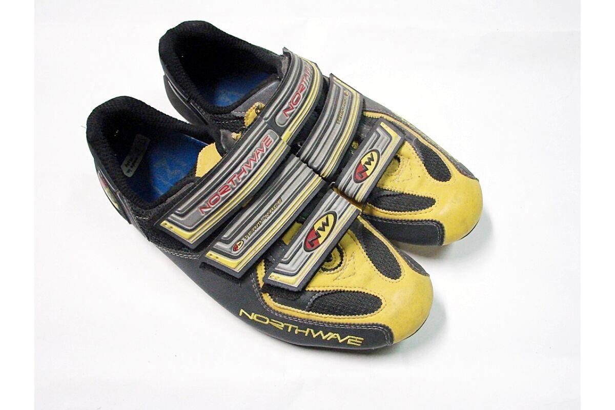 3f4e742f5d1b Northwave Team Race kerékpáros országúti kerékpáros cipő, 41, sárga