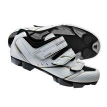 Shimano SH-WM52W női kerékpáros MTB cipő, 38, fehér