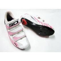 sidi moon használt kerékpáros országúti cipő