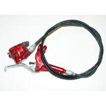 formula piros hátsó hidraulikus tárcsafék