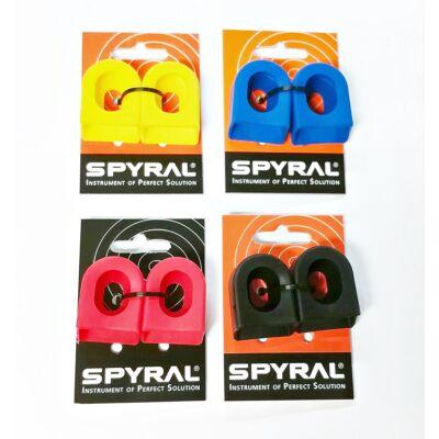 Spyral karbon hajtókar védő, többféle szín