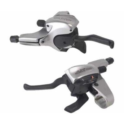 shimano deore xt st-m760 3x9s v-fékes dual control pár fékváltókar