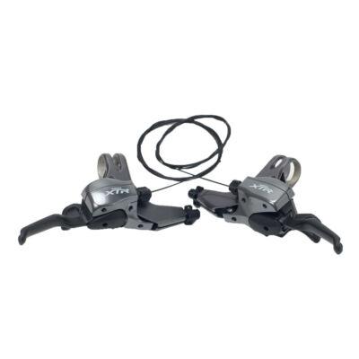 shimano xtr st-m960 3x9s v-fékes dual control pár fékváltókar