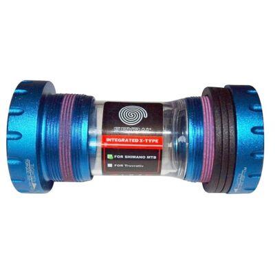 spyral integrált középcsapágy kék