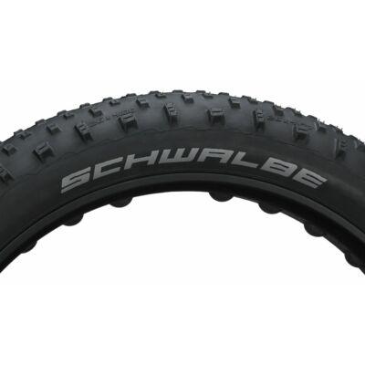 schwalbe jumbo jim evo tle snake skin 26x4.00 kevlárperemes fat bike külső gumi