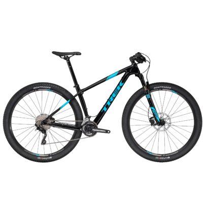 """Trek Procaliber 9.6 '17 29"""" MTB kerékpár, fekete-kék, 19,5"""""""