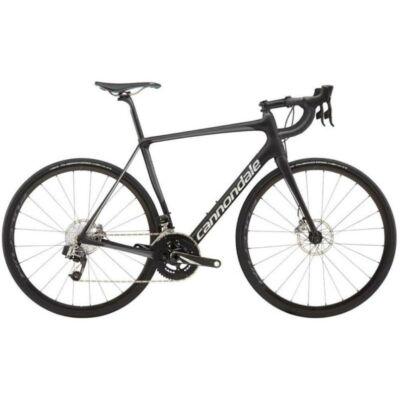 Cannondale Synapse Carbon Disc Red eTap országúti kerékpár, fekete, 54 cm