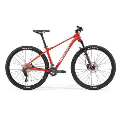 """Merida Big Nine 500 29"""" 2x11 sebességes MTB kerékpár, S-es, piros"""