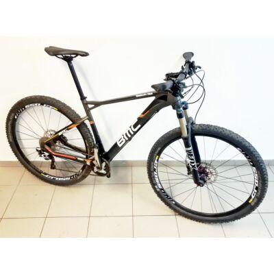 """BMC Team Elite TE02 Carbon 29"""" MTB kerékpár, M-es, használt"""