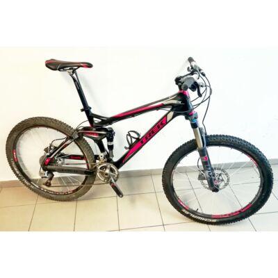 """Trek Fuel EX 9.9 Carbon Sram XX 26"""" összteleszkópos MTB kerékpár, M-es, használt"""