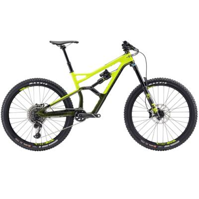 cannondale jekyll carbon 2 mtb kerékpár 20187 használt