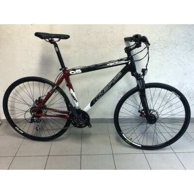 """Egyedi karbon trekking/fitness 28"""" kerékpár, 48-as méret"""