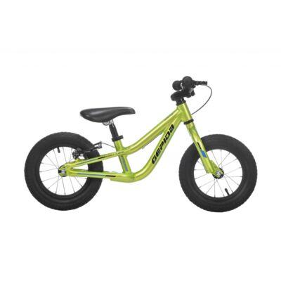 """gepida auha 12"""" zöld gyerek tanulókerékpár"""