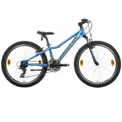 """gepida gilpil 500 24"""" gyerek kerékpár kék"""