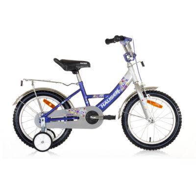 """Hauser Swan 16"""" gyerek kerékpár, ezüst-kék"""