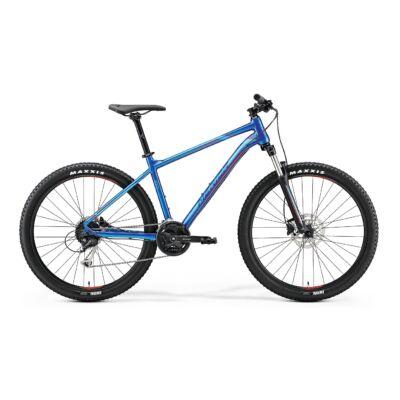merida big seven 100 27.5 mtb kerékpár xs kék