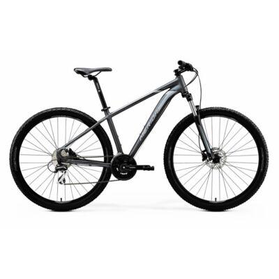 merida big nine 20-d 29col mtb kerékpár matt fekete