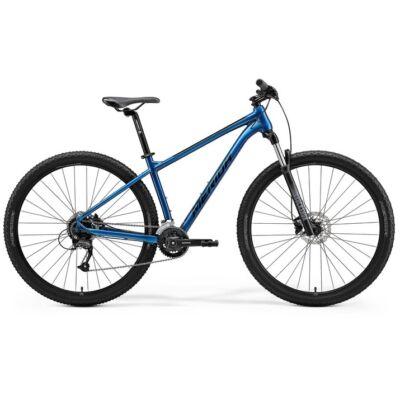 """Merida Big Nine 60-2x 29"""" MTB kerékpár, XL-es, kék"""