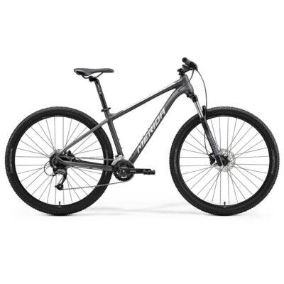 "Merida Big Nine 60-2x 29"" MTB kerékpár, L-es, matt antracit"