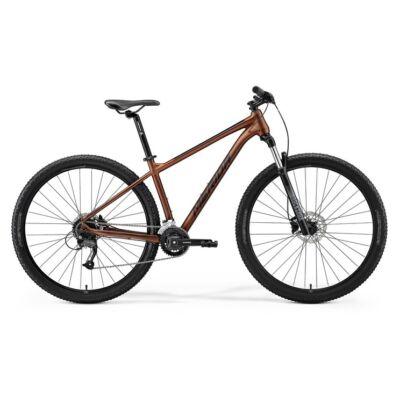 "Merida Big Nine 60-2x 29"" MTB kerékpár, L-es, matt bronz"
