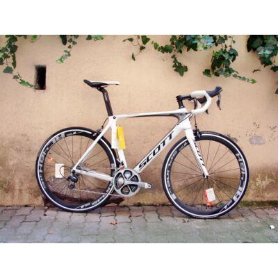 scott foil 10 2013 dura-ace 56 aero országúti kerékpár