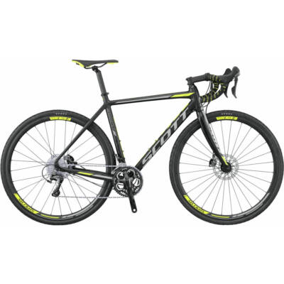 2016 scott speedster cx 10