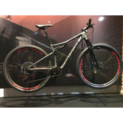 """Specialized Epic Expert Carbon 29"""" MTB kerékpár, 1x12 sebességes, L, fekete-piros"""