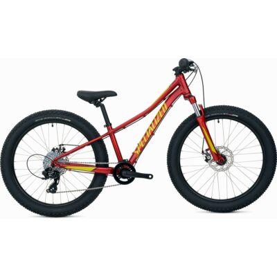 specialized riprock 24 mtb tárcsafékes gyerek kerékpár piros