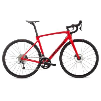 Specialized Roubaix Tiagra 2x10s országúti kerékpár, 56cm, piros