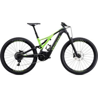 specialized turbo levo expert carbon 2019 e-mtb zöld-fekete