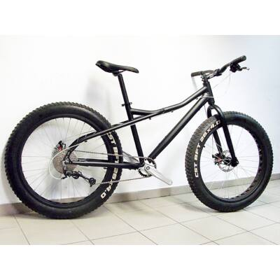 "The Megabike fatbike 26"" MTB kerékpár"