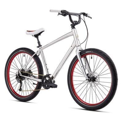 Specialized Roll Elite LTD II Cruiser kerékpár, M-es, króm-piros