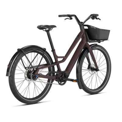 Specialized Turbo Como SL 4.0 elektromos városi kerékpár, M-es, sötétbarna