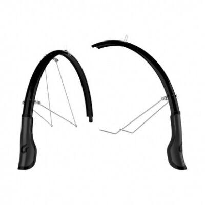 blackburn central 700x45 pálcás sárvédő szett fekete