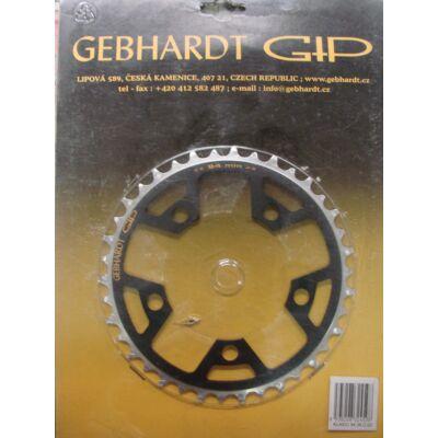 gebhardt 94 38 C fekete aluminium lánckerék