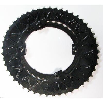 absoluteblack oval 110/4 bcd 48-32t fekete lánckerék szett használt