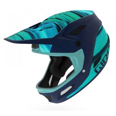 giro disciple mips fullface kerékpáros bukósisak l-es kék