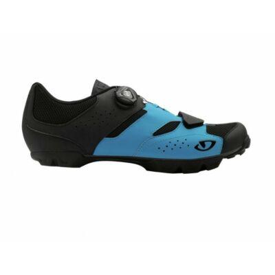 Giro Cylinder kerékpáros MTB cipő, 44, fekete-kék