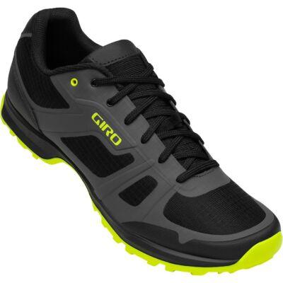 Giro Gauge MTB/Trail cipő, 43, szürke-zöld