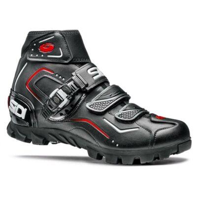 Sidi Scarpe Ghibli kerékpáros MTB cipő, 45, fekete
