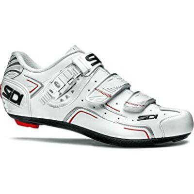 Sidi Scarpe Level kerékpáros országúti cipő, 42,5, fehér