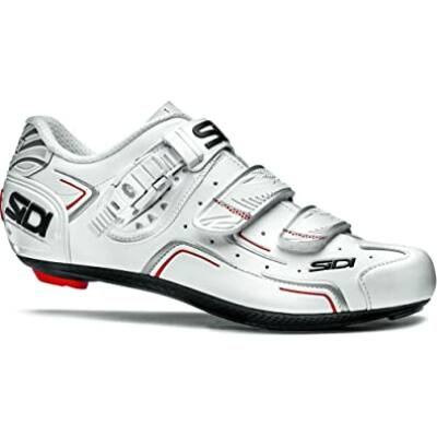Sidi Scarpe Level kerékpáros országúti cipő, 46,5, fehér