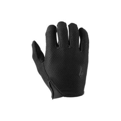 specialized bg grail fekete hosszú ujjú kerékpáros kesztyű