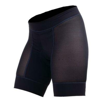 shimano performance short fekete betétes kerépáros rövidnadrág