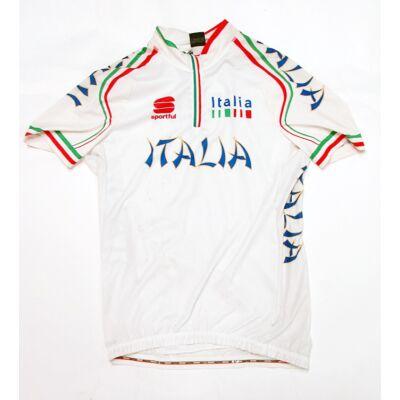 sportful italia rövidujjú kerékpáros mez