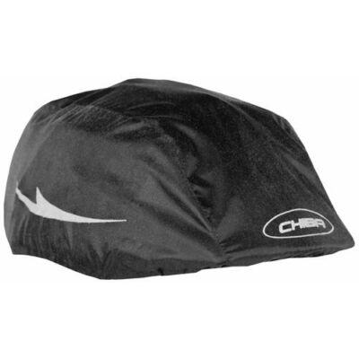 chiba helmet raincover bukósisak huzat fekete