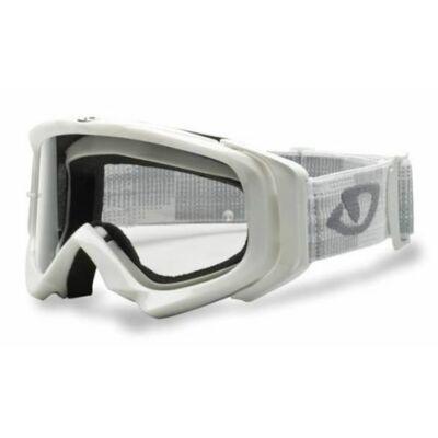 giro score mtb matt fehér szürke kerékpáros szemüveg