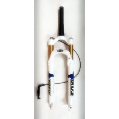 fox 32 float rl factory fit remote 26 9mm-es gyorszáras tapered fehér teleszkópos első villa