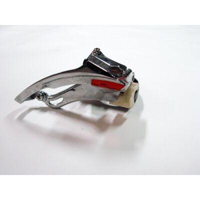 Shimano Deore FD-M567 3x8 sebességes alsóbilincses alulhúzós első váltó