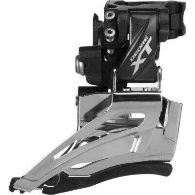 shimano deore xt fd-m8025-h 2x11 sebességes első váltó
